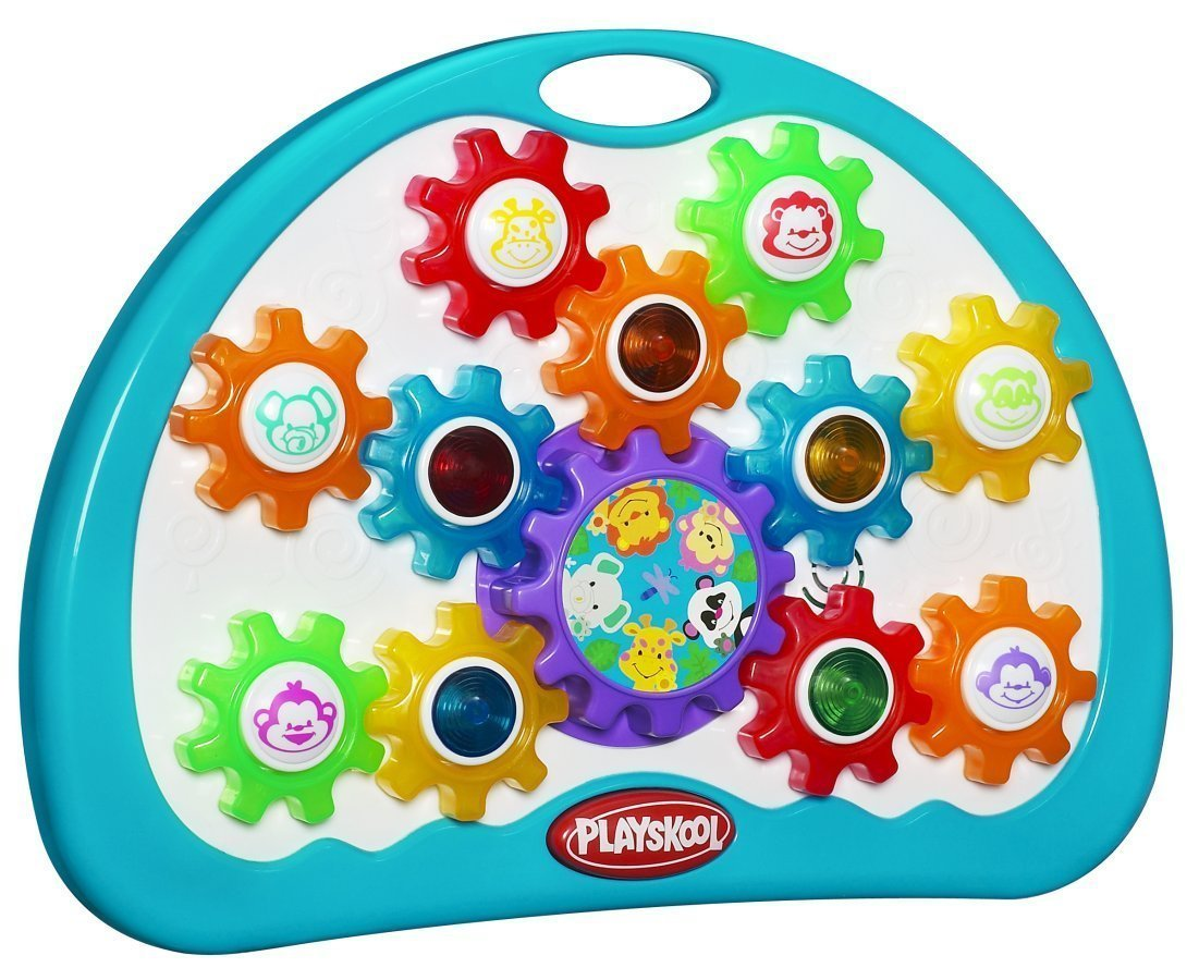 Toys With Gears For Toddlers