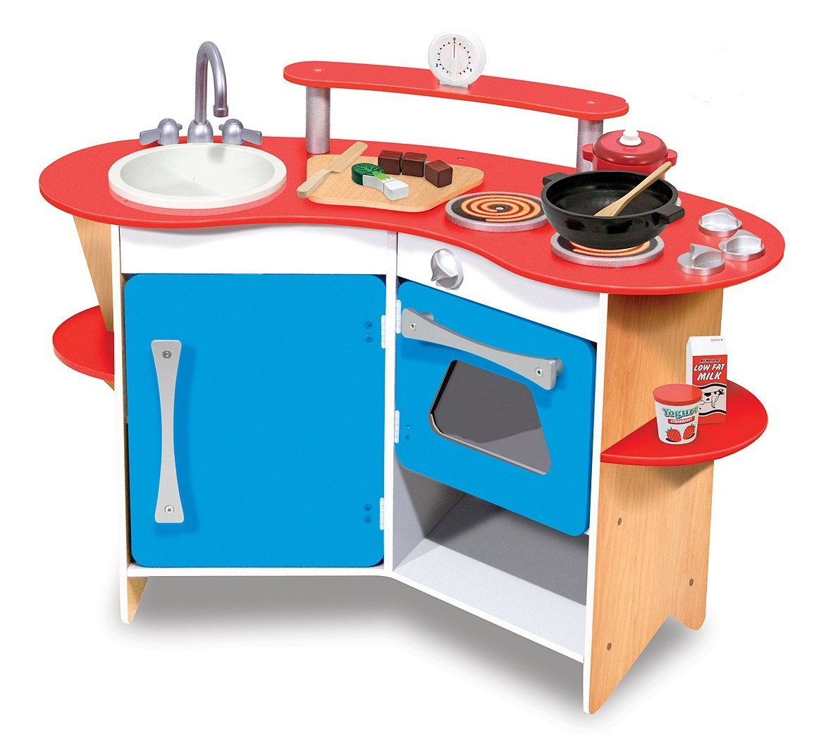 Cook S Corner Wooden Kitchen