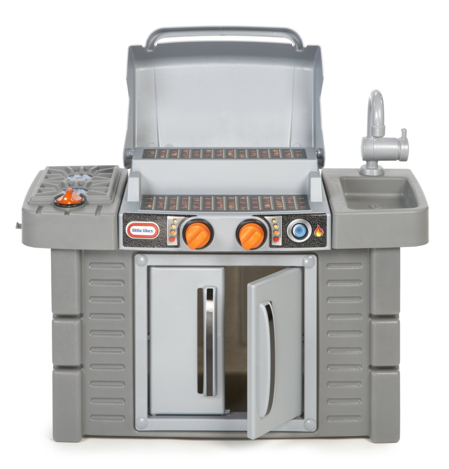 Little Tikes Cook 'N Grow BBQ Grill Review : The Best Option?