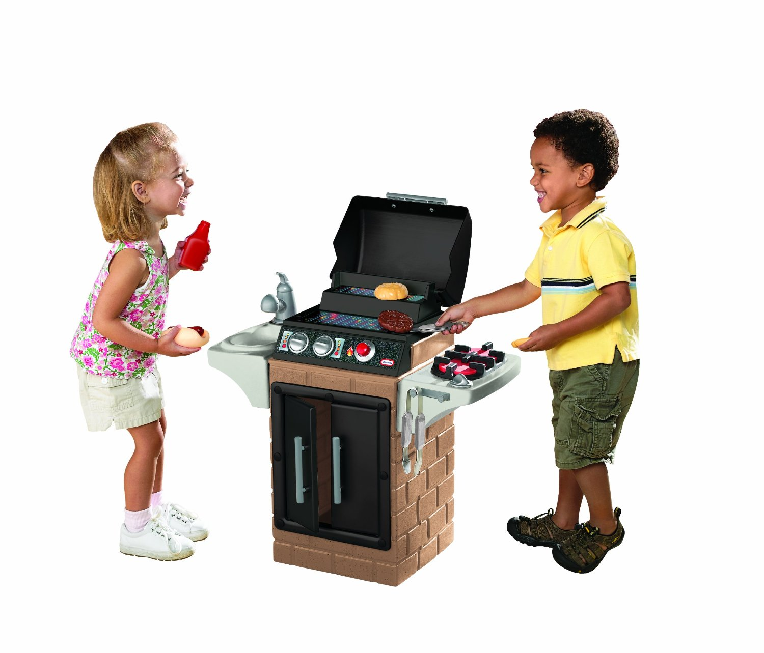 Little Tikes Get Out n\' Grill Kitchen Set Review : Worth The ...