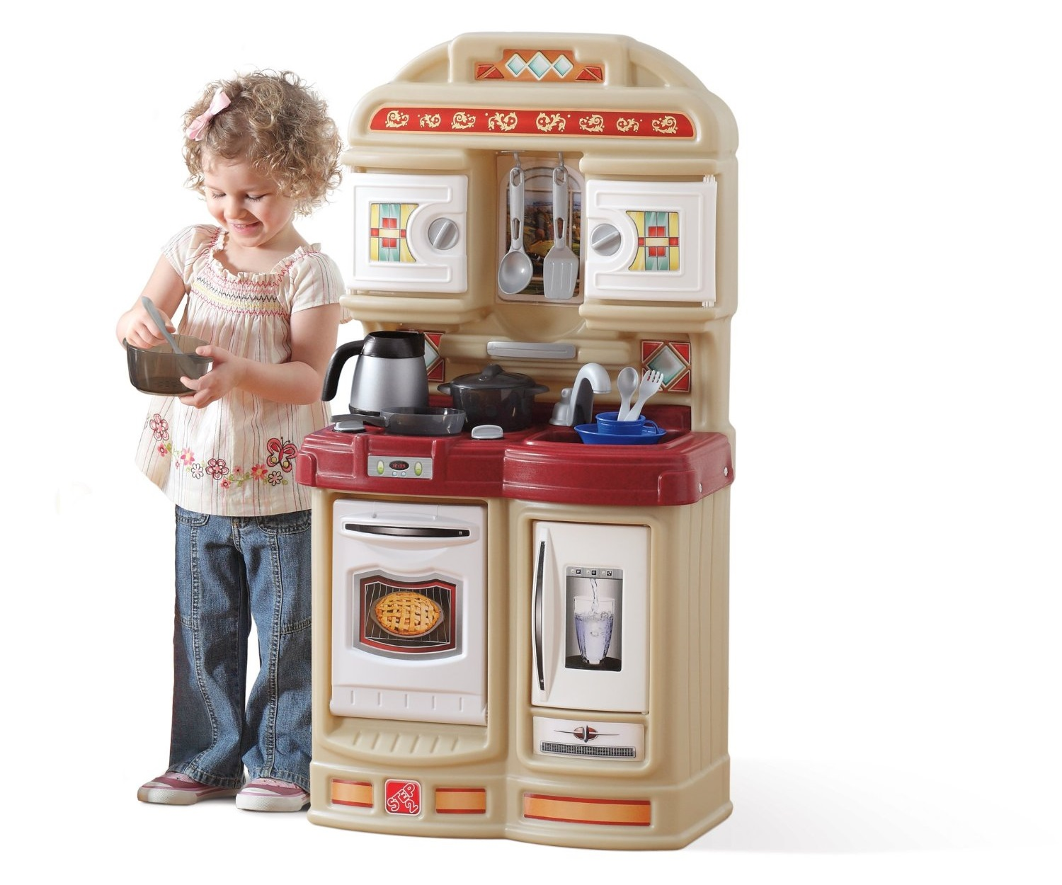 Little Tikes Cupcake Kitchen: Step 2 Cozy Kitchen Review : Great For The Price?